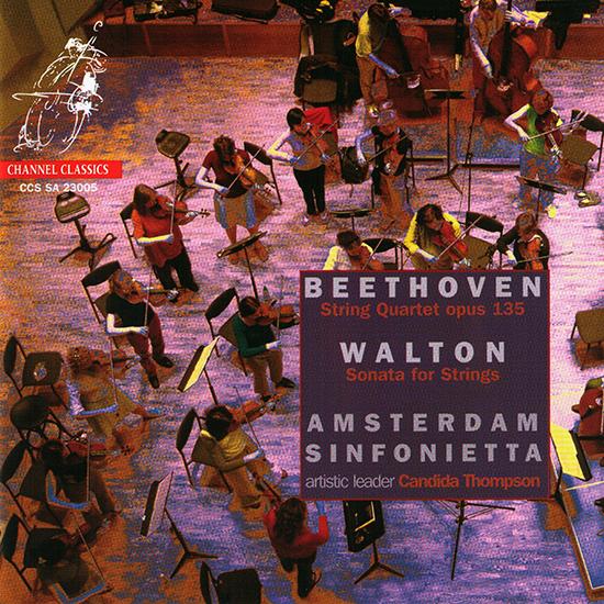 Amsterdam Sinfonietta met Beethoven en Walton