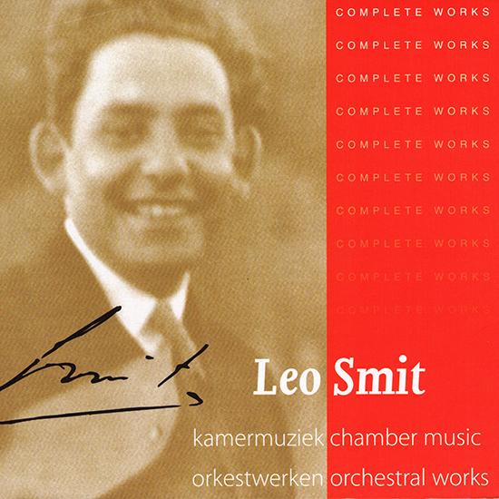 Leo Smit Ensemble met kamermuziek van Leo Smit
